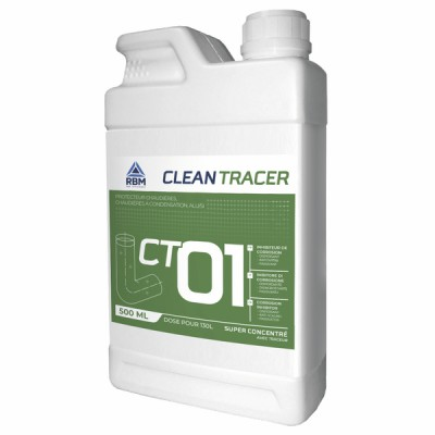 CLEAN TRACER CT01 protecteur 500ml anti-corrosion - RBM : CT01