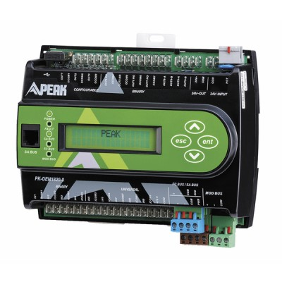 Régulation + Appli HTG-PK18-PC-1xx PEAK18 - 24V - JOHNSON CONTR.E : KIT-PK1820-PC-100