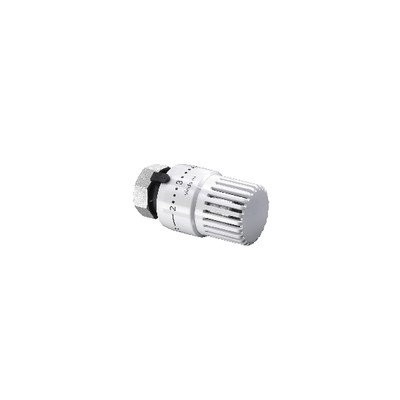 Tête thermostatique VINDO TH blanc (X 10) - OVENTROP : 1013066