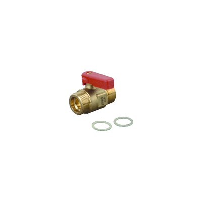 "Corps CALYPSO droit 3/8"" - IMI HYDRONIC : 3442-01.000"