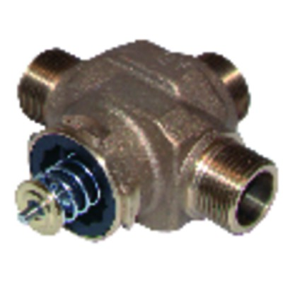 Dérivation thermocouple JUNKERS cosse faston6,35 - JUNKERS : 8747202078