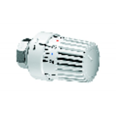 Tête thermostatique UNI LH blanc (X 10) - OVENTROP : 1011465