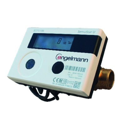 Thermostat 40/120°C doigt de gant - JOHNSON CONTROLS : A19DAC-9001