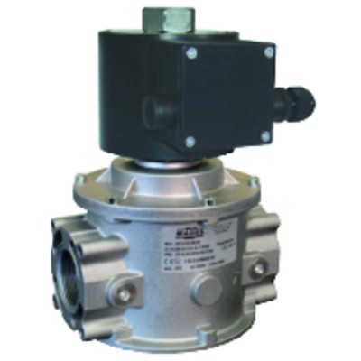 "Électrovanne gaz option CPI EVP 360mb F1""1/2 230Vac - MADAS : EVPC400066 008"