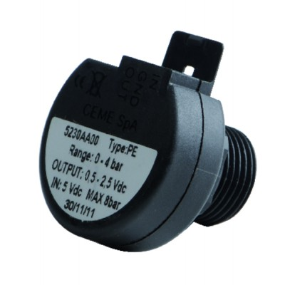 Thermostat embrochable TBS