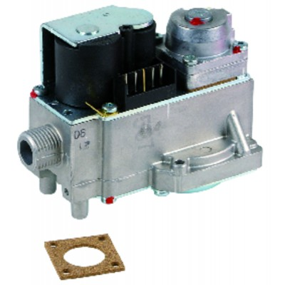 Corps thermostatique standard calypso droit dn 20 3/4 - IMI HYDRONIC : 3442-03.000