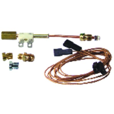 Dérivation de thermocouple universel