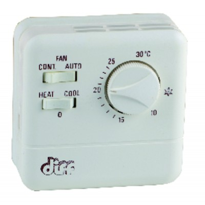 Thermostat d'ambiance simple TR 11