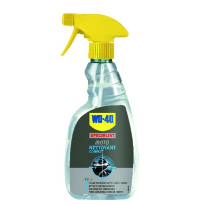 Nettoyant moto complet - WD40 : 33232