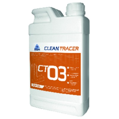 Clean Tracer CT03 désembouant 500ml - RBM : CT03