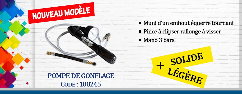 RGS - pompe gonflage 100245